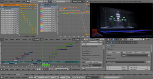 edicion de video con blender